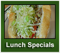 Rasco New York Style Pizza Lovettsville VA Lunch Specials